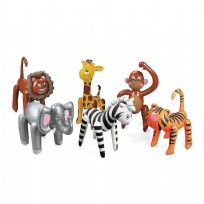 12 Zoo Animal Inflatables